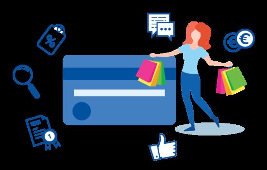 notre offre : mesurer la satisfaction du client au plus près de l'acte d'achat.