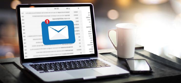 Point sur les différentes alertes emails