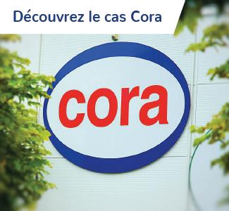 Vignette du cas client Cora