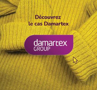 Damartex : Découvrez notre cas client.