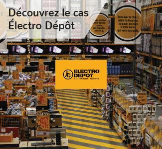 Vignette du cas client Electro Depot.